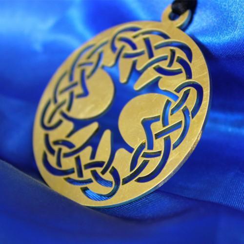 Celtic Tree of Life Pendant...