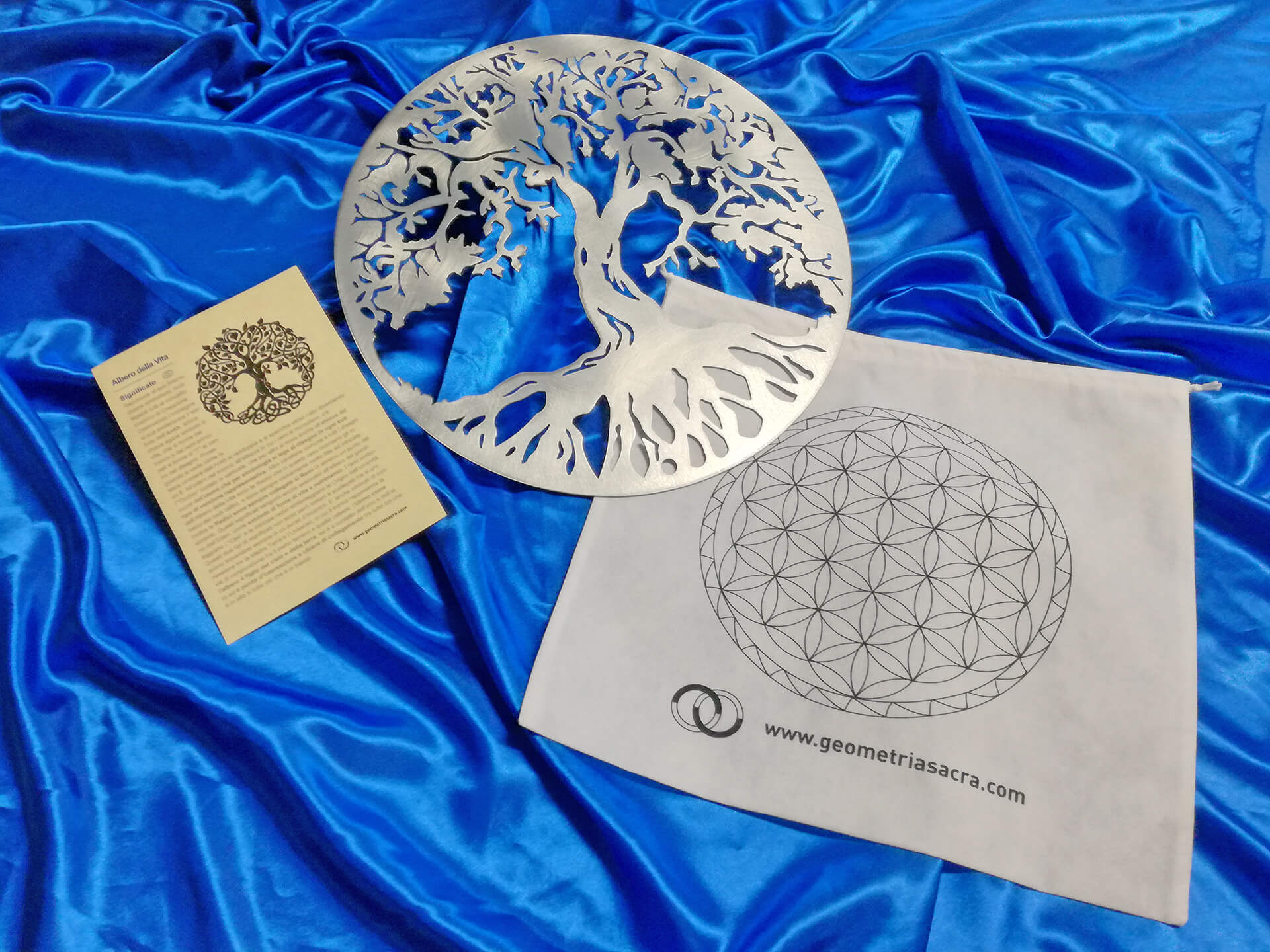 Certificato Geometria Sacra