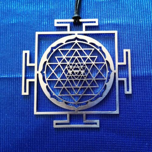 Sri Yantra Geometric Frame...