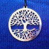 Tree of Life Pendant, Stylized