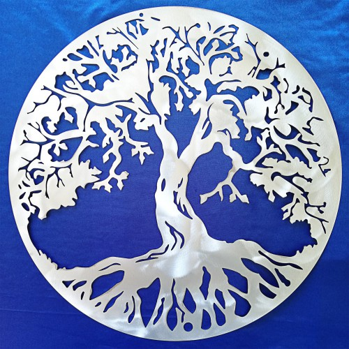 Tree of Life Round Frame