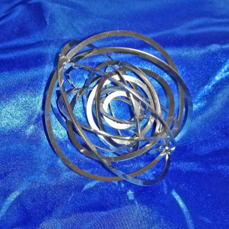 Three-dimensional Circle