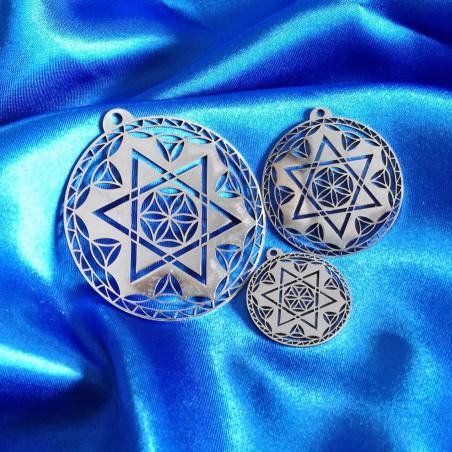 Seal of Solomon Pendant