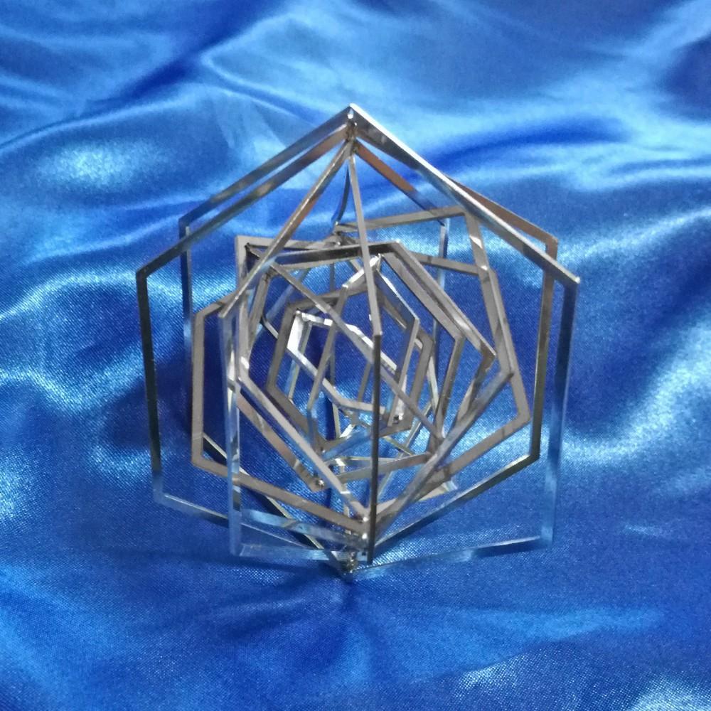 Three-dimensional Hexagon