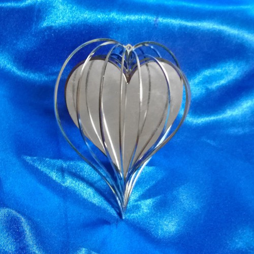 Three-dimensional Heart