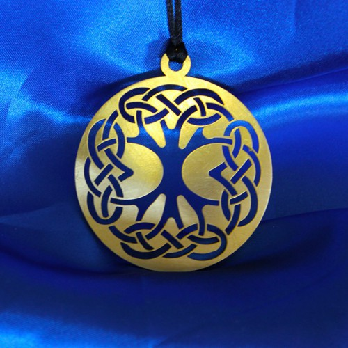 Celtic Tree of Life Pendant...