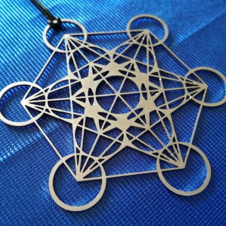 Metatron's Cube Pendant
