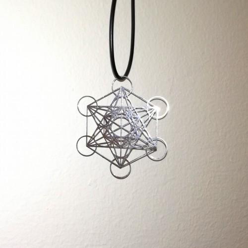 Ciondolo Cubo di Metatron
