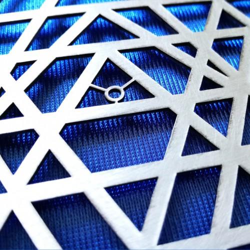 Sri Yantra Geometric Frame