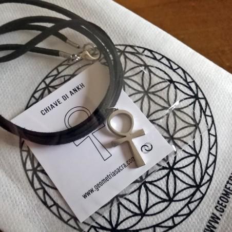 Ankh Key Pendant