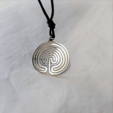 Ancient Labyrinth Pendant